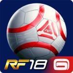 [Mega Tune][Android Game] অল্প এম্বির মধ্যে উপভোগ করুন গেম লফটের ফুটবল গেম Real Football 2018 সাথে আছে (রিভিউ+প্রিভিউ+ডাউনলোড লিংক)