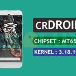 নিয়ে নিন crDroid v2.5 Nougat Custom Rom MT6580 Marshmallow Kernel এর জন্য
