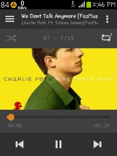 নিয়ে নিন Android  এর জন্য best music player। better than paweramp [ the Morshed]