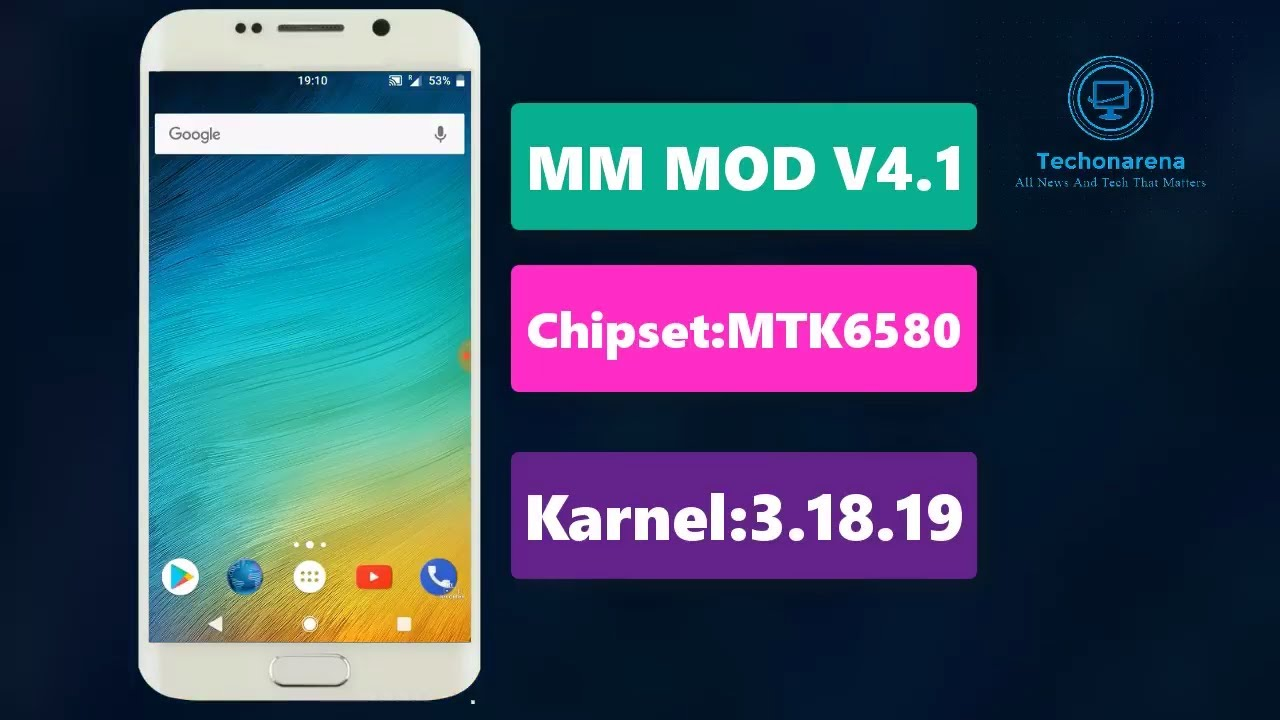 MM Mod v4.1 For Walton Primo NH2 Custom Rom
