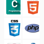 সি,Html,SQL,Java,Php ও পাইথন ভাষা শিখুন একটি এপ্সের মাধ্যমে…