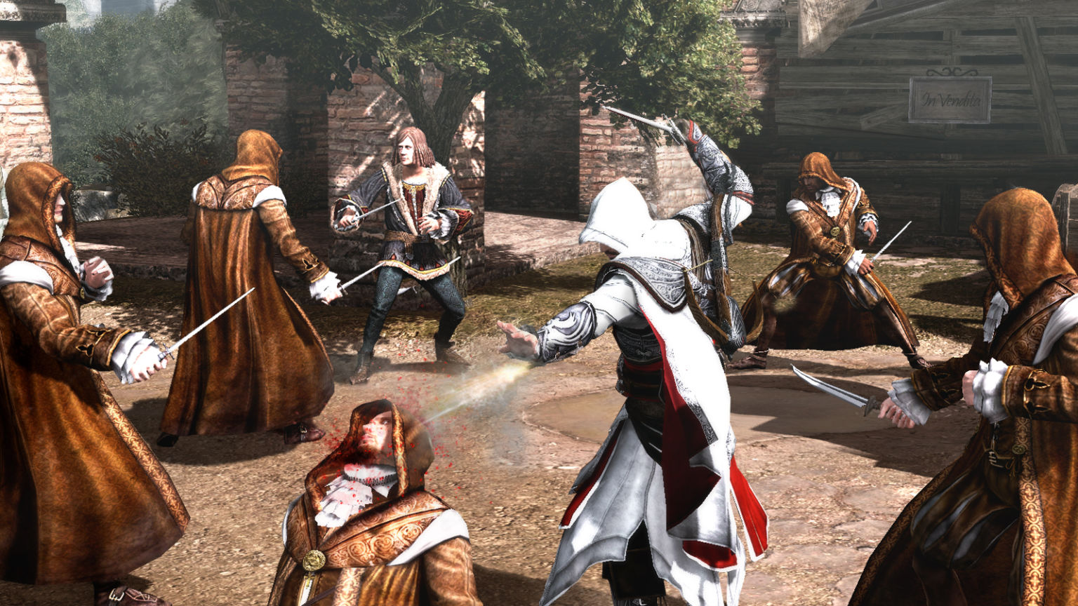 Download করে নিন Assassins Creed Brotherhood -PC
