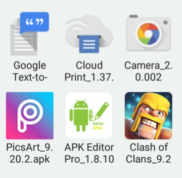 Play Store থেকে নামানো/Inastle/Uses/System Apps গুলো সহ সকল Apps Backup নিন। – With Any Android Phone
