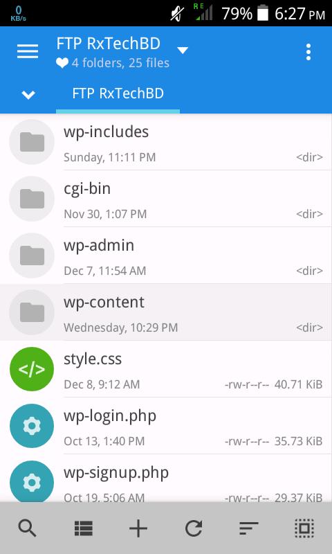 [Mega Trick] যেভাবে MiXplorer দিয়ে আপনার ওয়েবসাইটের FileManager (FTP সার্ভার) ফাইলগুলো খুব সহজে Access করবেন। (Android)