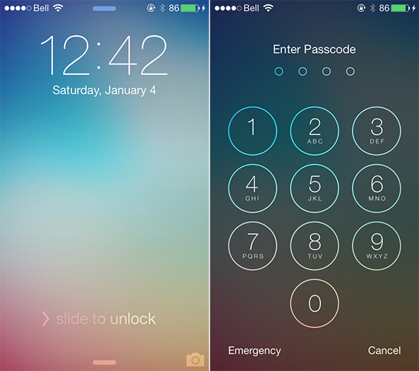 [Mega Post] [Apps Review] [iphone lock screen] নিয়ে নিন অসাধারণ একটি New iphone lock screen [No bugs] AND [Don't miss]
