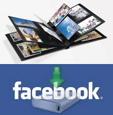 এখন ১ ক্লিক করে যে কোন Facebook ID/Group/Page এর সব ছবি ডাউলোড করে নিন(simple Apps Review )