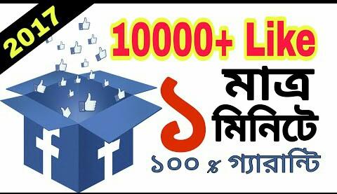 কোন রকম কোন AD ঝামেলা ছাড়াই আপনার Facebook ফটোতে অটো লাইক নিন!