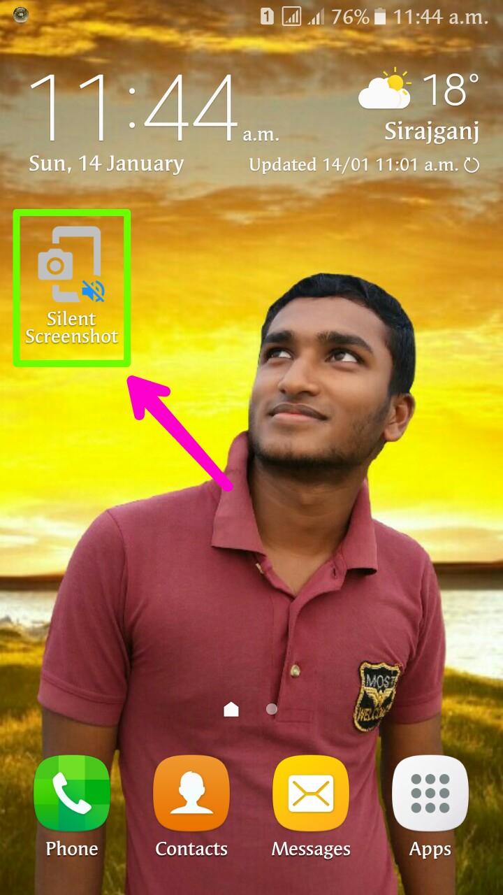 এখন থেকে আপনার যেকোনে Android ফোনে স্ক্রিনশট নেন খুব সহজে…Sensor/Camera icon এর মাধ্যমে। না দেখলে পুরাই মিস মাম্মা!!!