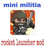[mini militia super mod] এবার খেলুন mini militia গেমস এর দারুন মোড ভারসন। এক ক্লিকে ৭০-৮০ টা রকেট/কাটা ছাড়ুন।