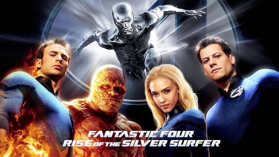 Fantastic 4 মুভি সিরিজের বের হওয়া সব পর্ব একসাথে ডাউনলোড করে নিন ৩৫০ এম্বি দিয়ে 480p সাইজে ।