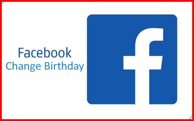 Facebook এর Birthday change করুন যত খুশি ততবার ১০০% কাজ হবে (স্ক্রিনশট সহো)