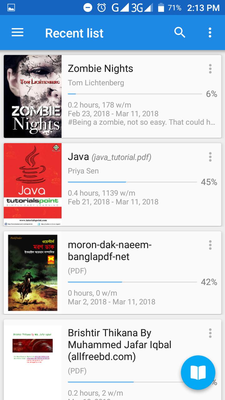 মুন+ রিডার প্রো (Moon+ Reader Pro)
