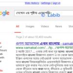 [New | Easy] এখন Action Trick এ Google এ সহজে বাংলা সার্চ করুন এবং (Google এ) কোন সার্চ এর ২য় পৃষ্টা সহ সব পৃষ্টায় যান | (সহজে, ফ্রি'তে বের করুন আপনার কাংখিত সার্চ)।
