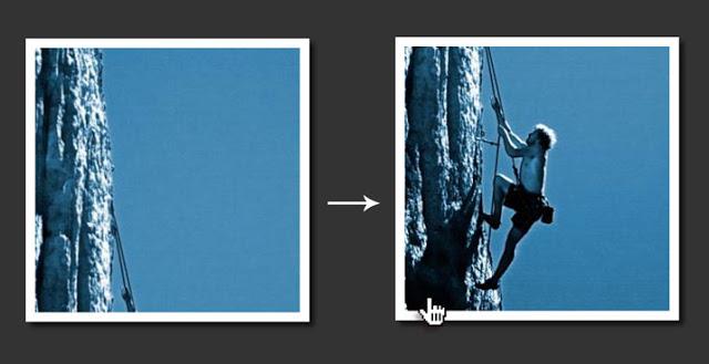 তৈরী করুন Vertical Effect for image , CSS3 and Html code ব্যবহার করে ।