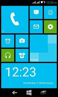[MT6572][4.2.2][Jellybean] নিয়ে  নিন Windows 8 কাস্টম রম আপনার এন্ড্রয়েড জেলিবিন ফোনের জন্য।