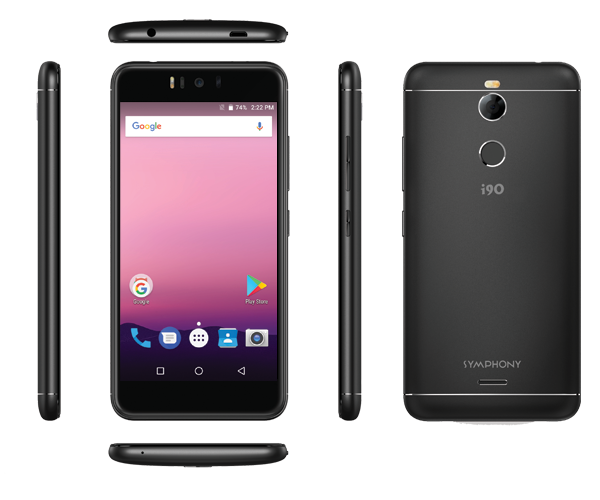 [Phone Review]4G সাপোর্টেড কিছু নতুন সিম্ফনি  হ্যান্ডসেট।
