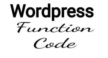 [WordPress Function Code] যে কোন টপিক এ [start] ও [end] ট্যাগের মাধ্যমে সৌজন্য মূলক বাক্য লিখি এবং টপিক এর মান বৃদ্ধি করি।