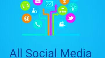 একটি মাত্র App ব্যবহার করে Facebook, Twitter, Instagram সহ 50+ সামাজিক যোগাযোগ ওয়েবসাইট ব্যবহার করুন !!!