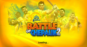 """এবার খেলুন চেন্নাই  সুপার কিংসের নতুন গেম """"Battle Of Chepauk 2"""""""