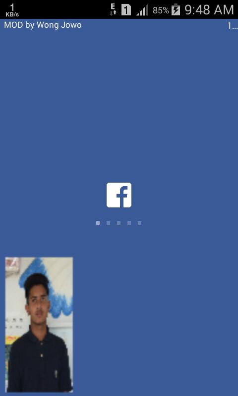 fb lite অ্যাপ এর foreground বা সামনে নিজের ফটো কিভাবে সেট করে বন্ধু দের সাথে মজা নিবেন(বিস্তারিত পোস্টে)