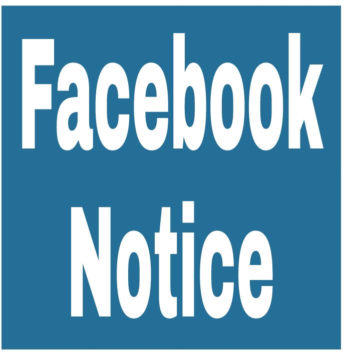 [Facebook Notice] ফেসবুক ব্যবহার কারীরা সবাই দেখবেন।না দেখলে পরে পস্তাবেন।