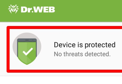 Android ফোনে ইন্সটল করুন Dr. Web Security Space এবং ফোন করুন একশত ভাগ সুরক্ষিত। সাথে থাকছে ২০২০ সাল পর্যন্ত লাইসেন্স কি ফ্রি। [Link Updated ]