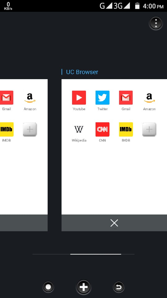 Hot Post][Mod] নিয়ে নিন UC Browser এর Dark মোড