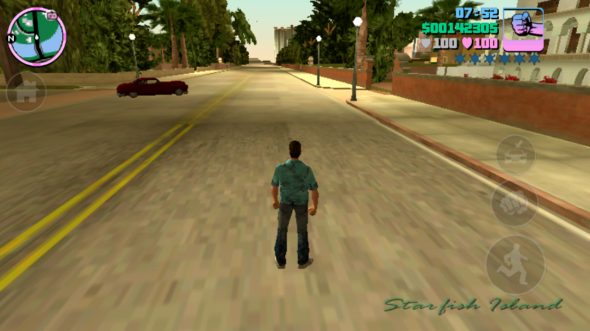 নিয়ে নিন GTA VICE CITY ONLY 82 MB 256 mb