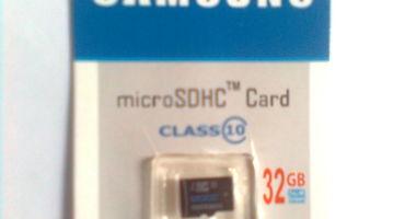 [Samsung] 32GB মেমরি মাত্র ৩০০টাকা ! 16GB মেমরি মাত্র ২০০ টাকা ! [প্রতারক থেকে সাবধান]-[নিজে সতর্ক হোন অন্যকে সতর্ক করুন]