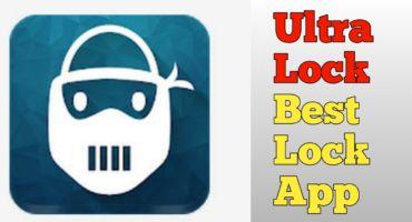 এন্ড্রয়েড ফোনের জন্য অসাধারণ একটি Lock App.. না দেখলে মিস করবেন.. [Ultra Lock]