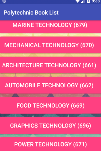 Polytechnic Book List 2016 Probidhan