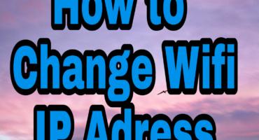 [Hot] কিভাবে আপনার ওয়াই-ফাই রাউটারের IP Address চেন্জ করবেন।[Just Click to do this]
