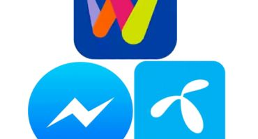 FREE তে Download করে নিন [Messenger, Wowbox, MyGP, Latest Version]App Only GP ইউজার রা।