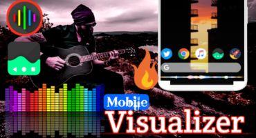 মিউজিক প্রেমিদের জন্য দুটি visualizer app দিগুন  ইচ্ছে হবে গান শুনতে। How To Set|