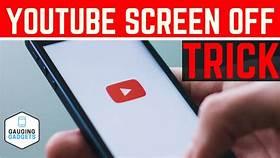 আপনার মোবাইলে Youtube app থেকে গান শুনুন Mobile screen off রেখেই