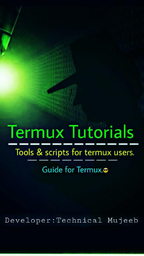 ( offline) এখন Termux এর সকল টিউটোরিয়াল শিখুন একটি এপ্স দিয়ে |  How to learn termux all tutorial with app