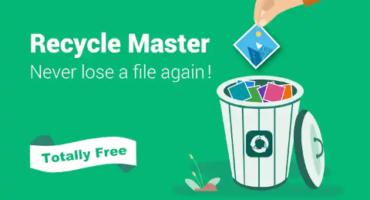 কম্পিউটারের মতো Recycle bin ইউজ করুন…….(Don'T Miss)