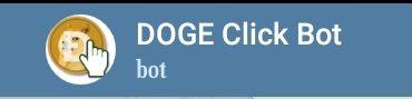 (New Telegram Bot) With payment prove…আমার দেখা সেরা DogeCoin Earning Telegram Bot…মাত্র ৩ Doge হলেই পেমেন্ট নিতে পারবেন…