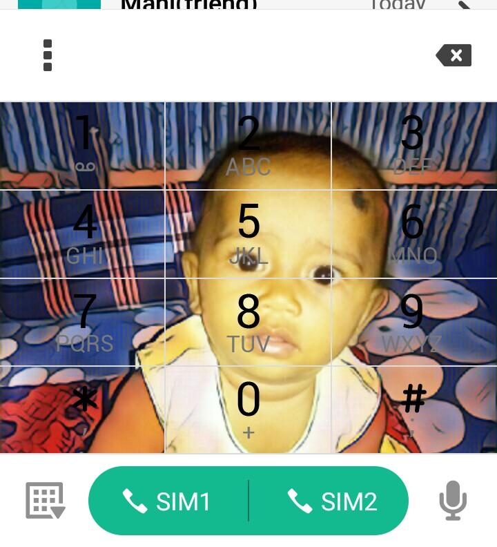 [Hot Post] Dial Pad & Call list &  save contacts এর background এ নিজের ছবি বসাবেন কিভাবে দেখে নিন,না দেখলে মিস করবেন।