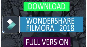 খুব সহজে ডাউনলোড করুন Wondershare Filmora 2018. (with Crack) 212 MB