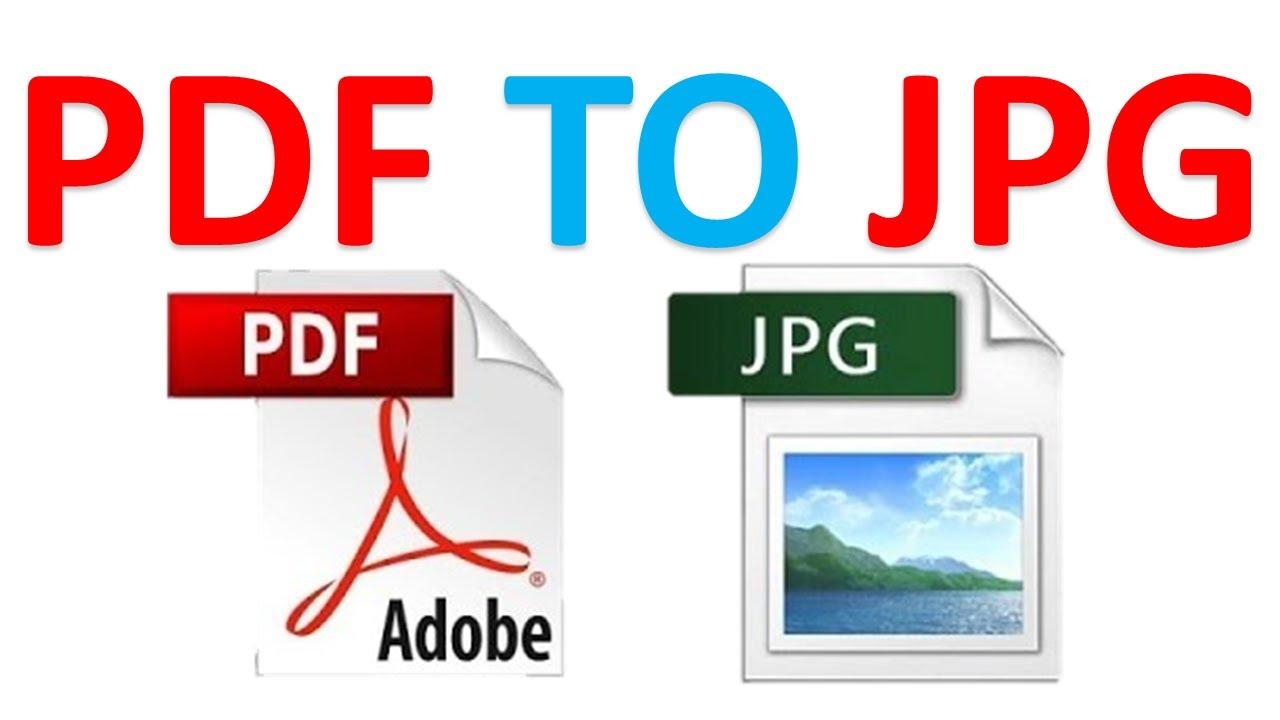 PDF থেকে JPG কনভার্ট করুন।আরো থাকছে অনেক কিছু।