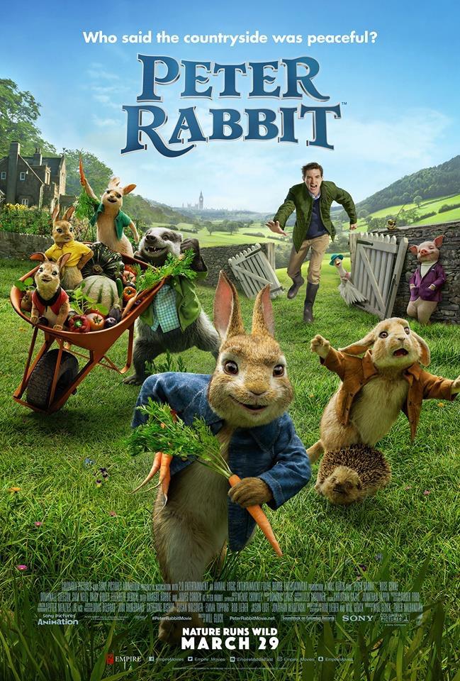 Peter Rabbit মন ভালো করা একটা হাসির মুভি, ডাউনলোড লিংক সাথে ফুল রিভিউ 👈👈👈