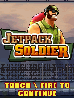 Java এর জন্য নিয়ে নিন Jetpack Soilder Game ,না দেখলেই মিস