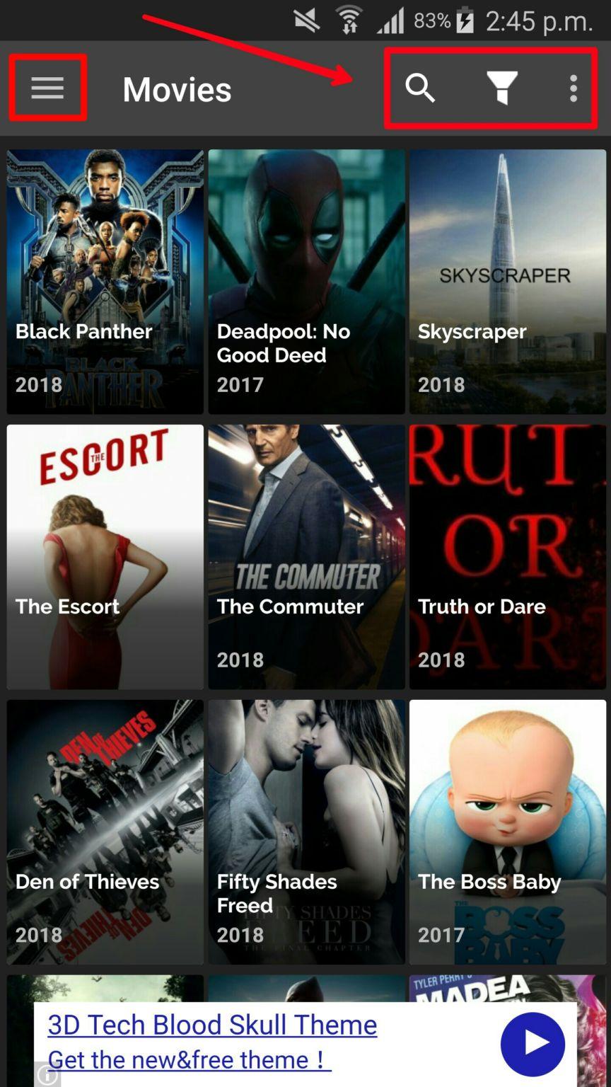 মাত্র একটি App এই পাচ্ছেন Latest Movies, TV Shows, Anime, WWE, Live TV ইত্যাদি.. [FreeFlix HQ]