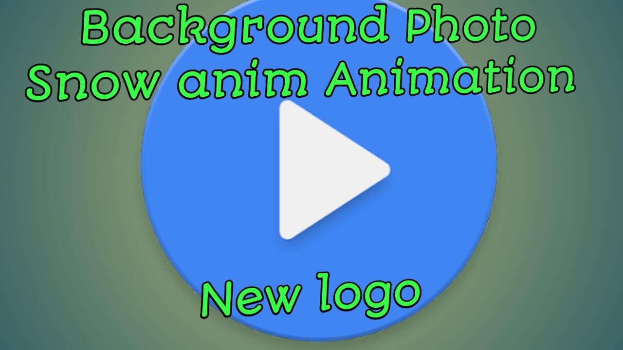 নিয়ে নিন MX Player Pro (new version) সাথে থাকছে Background change + Snow animation