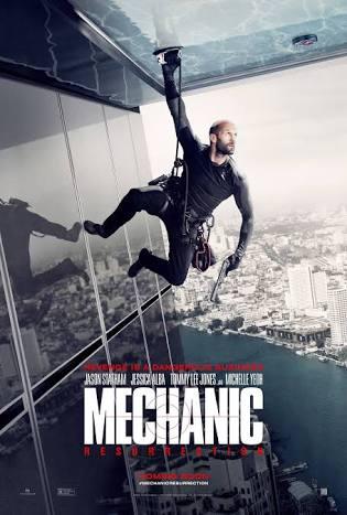 Mechanic: Resurrection(Hollywood Hindi dubbed)  যারা একশন এডভেঞ্চার মুভি পছন্দ করেন তাদের জন্য পারফেক্ট মুভি (রিভিউ+ডাউনলোড লিংক)