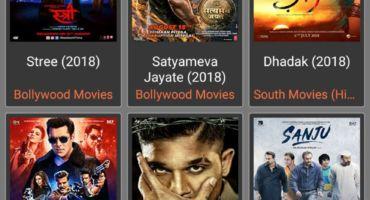 Hollywood/Telegu Hindi Dubbed মুভি ডাউনলোড করার জন্য সেরা App.. ইচ্ছামতো Quality তে ডাউনলোড করুন..