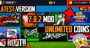 World Cricket Championship 2  Latest (MOD) 2.8.2 [UPDATED] ডাউনলোড করুন।