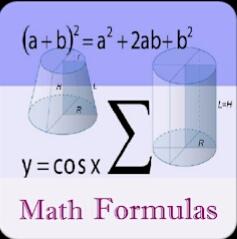 Maths Formulas Pack apk সকল গনিত এর সূত্র একটি অ্যাপস এর মধ্যে এখনি ডাউনলোড করেনিন