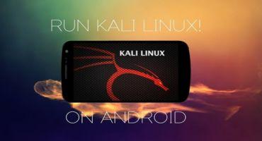 কালি লিনাক্স ইন্সটল করুন [Kali Linux Android] কালি লিনাক্স হ্যাকিং শেষ পর্বঃ ৩